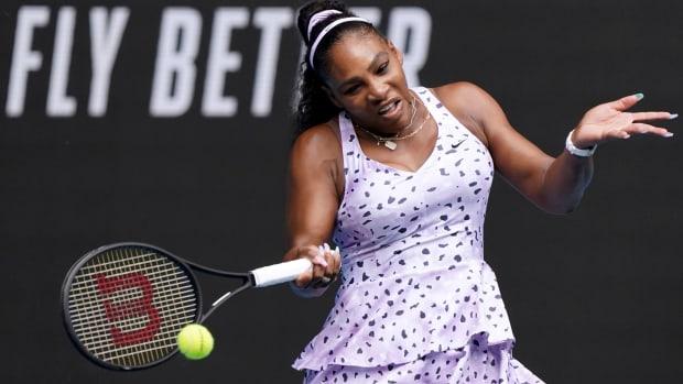 Serena Aussie Open