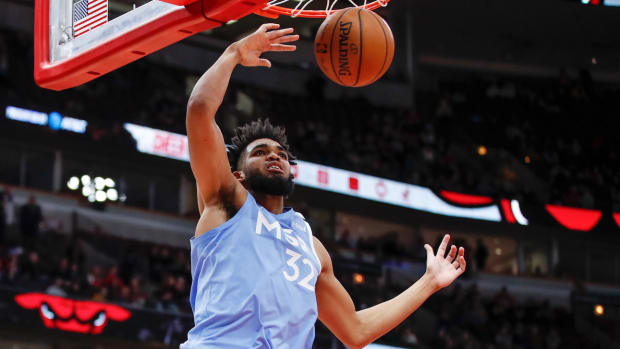 NBA DFS: Karl-Anthony Towns (January 24)