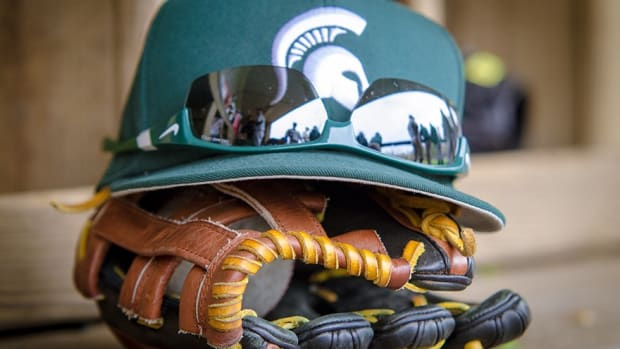 Michigan State baseball  (PHOTO:  MSU SID)