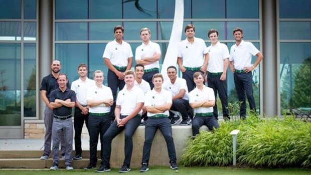 Michigan State men's golf (PHOTO:  MSU SID)