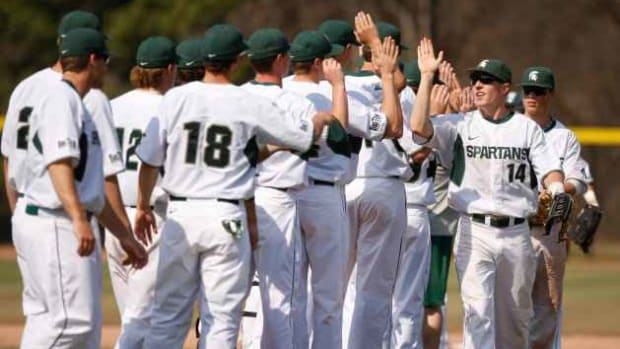 Many fans may not know about the Big Ten leading Spartan baseball team, but they will soon.