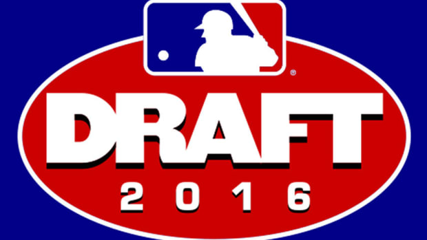 2016 MLB Draft.  Photo courtesy of MLB.