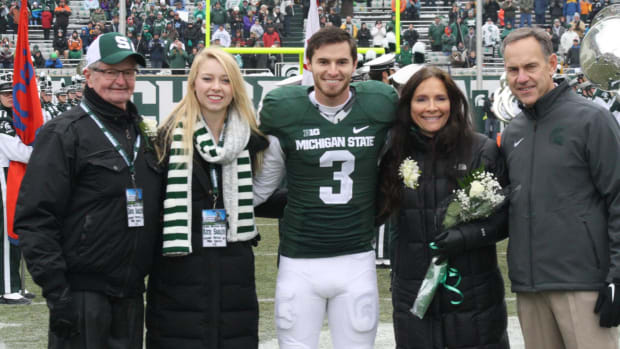 The Mike Sadler Family.  Photo courtesy of Mark Boomgaard