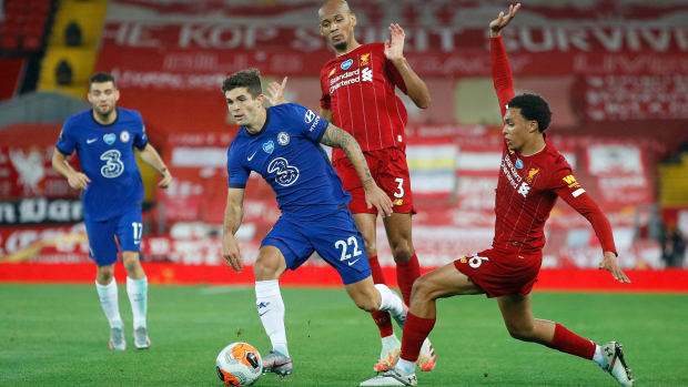 Christian-Pulisic-Chelsea-Liverpool