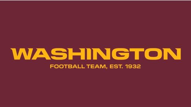 Washington Football Team Logo - Adam Schefter