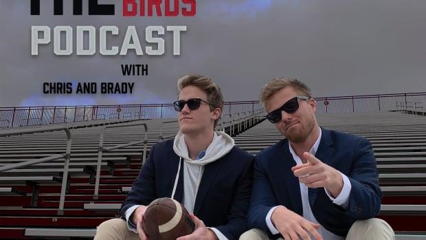 Dirty Birds Podcast Logo SI