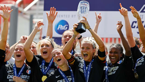 The Houston Dash won the NWSL Challenge Cup