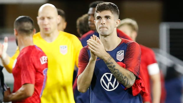 Christian Pulisic and the USA will attempt to qualify for the 2022 World Cup