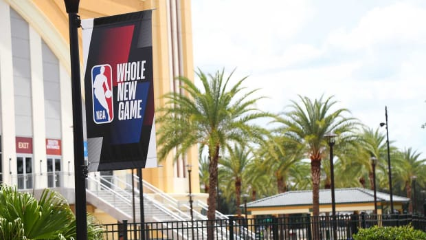 An overview of ESPN Wide World of Sports Complex where the NBA season restart and playoffs with be played