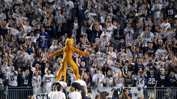 Beaver Stadium student section