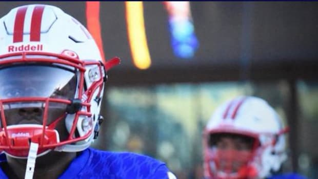 Germie Bernard is the UW's first commitment for 2022.