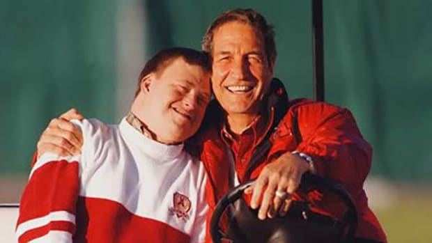 John Mark and Gene Stallings