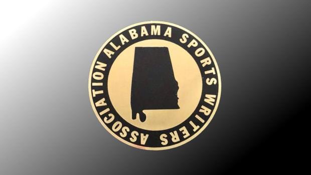 Alabama Sports Writers Association logo (ASWA)