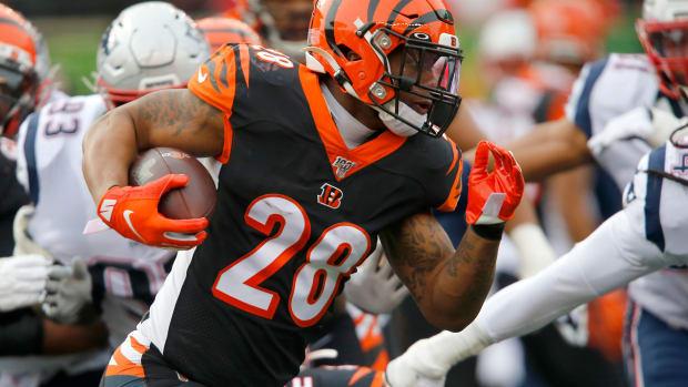 Joe Mixon, Cincinnati Bengals