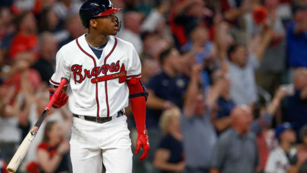 Image result for ronald acuna