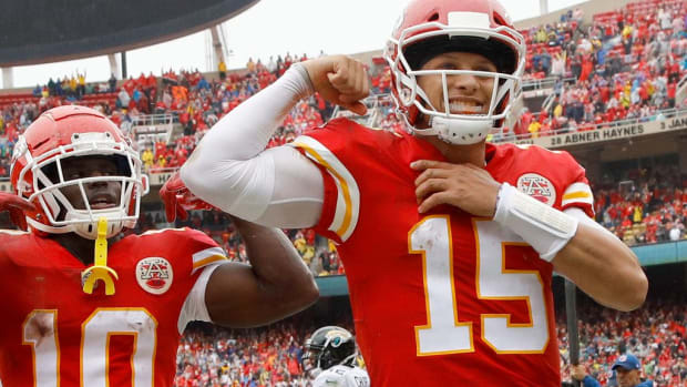 Image result for patty mahomes