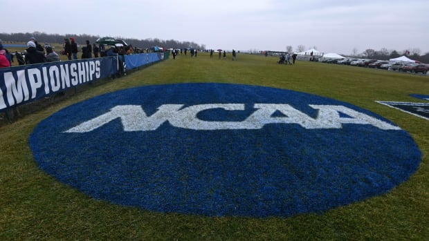 NCAA chief medical officer Brian Hainline says it is currently not safe for universities to go forward with fall sports.