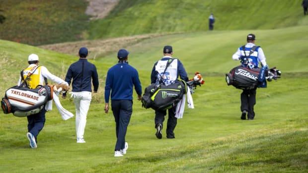 PGA Chanpionship Day 1 Recap