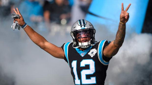 D.J. Moore, Carolina Panthers