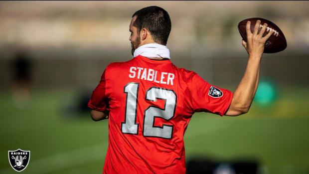 Photo courtesy of www.Raiders.com