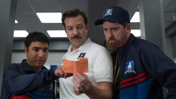 Jason Sudeikis revives his Ted Lasso character