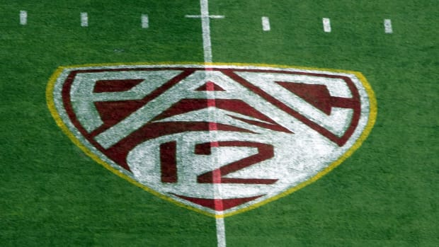 Pac-12 football logo