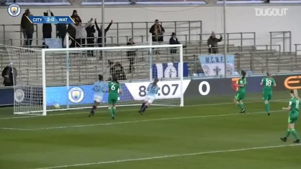 Pauline Bremer's 18 goals from the 19-20 campaign