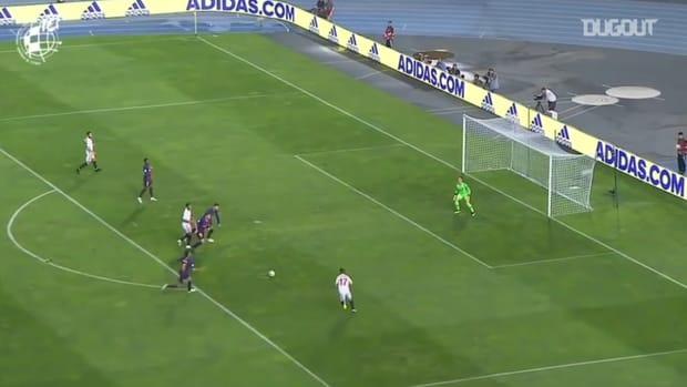 Barcelona's victory over Sevilla in the 2018 Supercopa