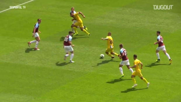 Sergi Darder's great performance vs Burnley