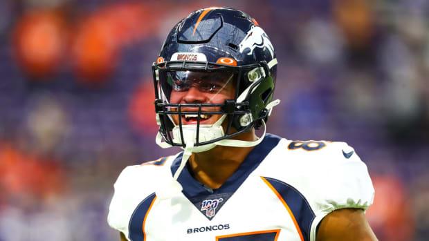 Noah Fant, Denver Broncos