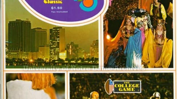 1975 Orange Bowl: Alabama vs. Notre Dame