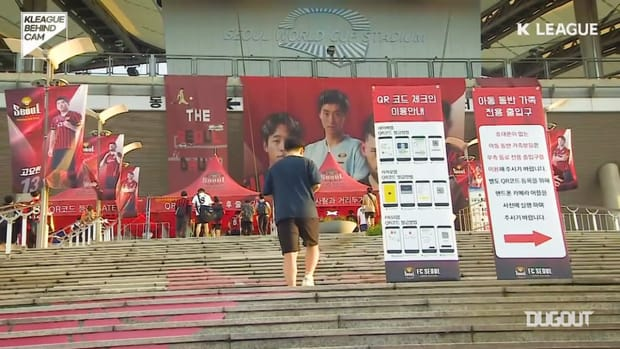 Behind the scenes: FC Seoul record sweet victory in front of supporters