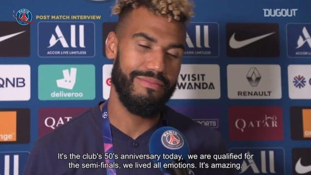 Choupo-Moting : I am really happy to score