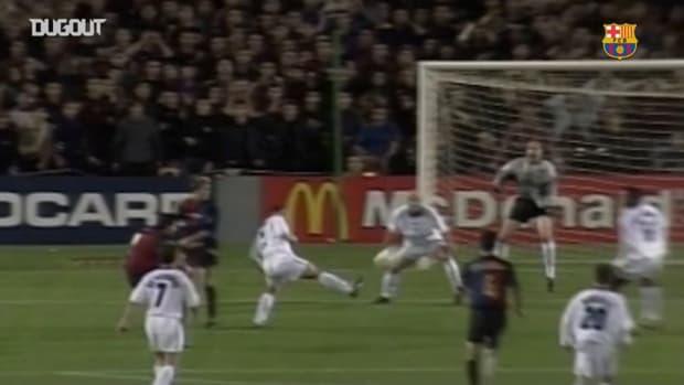 Best of Barcelona in Champions League quarter-finals