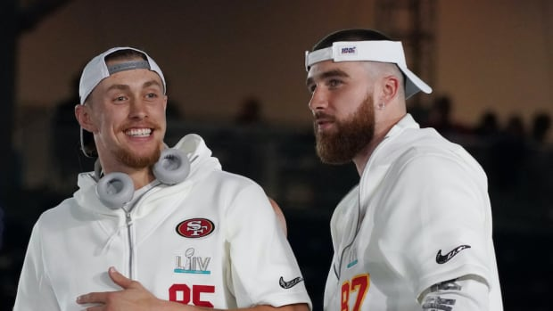 Kittle and Kelce