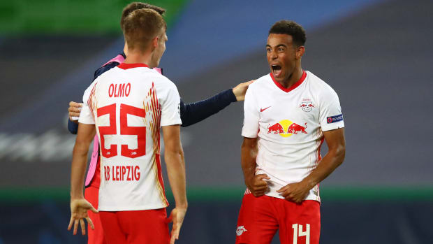 Tyler-Adams-Goal-RB-Leipzig-USA
