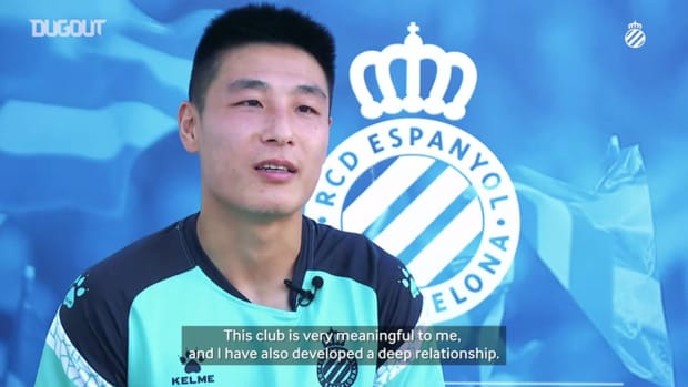 Wu Lei is determined to fight for promotion with RCD Espanyol