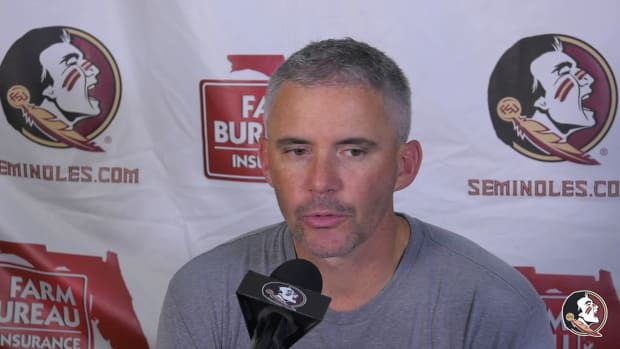 Mike Norvell Interview- August 14
