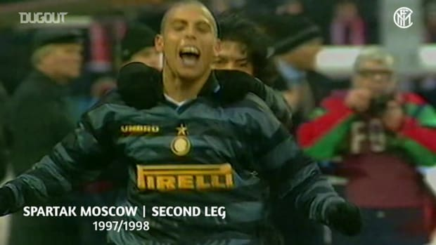 All of Inter's UEFA Cup and Europa League semi-final goals