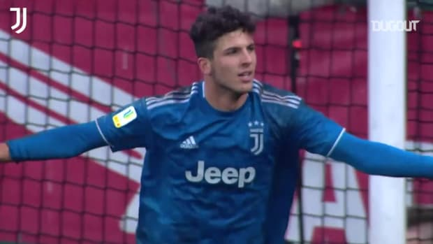 Juventus' run to the UEFA Youth League last 16