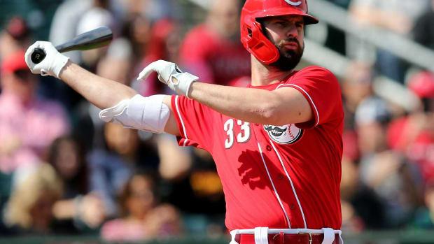 Jesse Winker, Cincinnati Reds