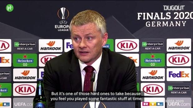 Solskjær: Manchester United let Sevilla off the hook
