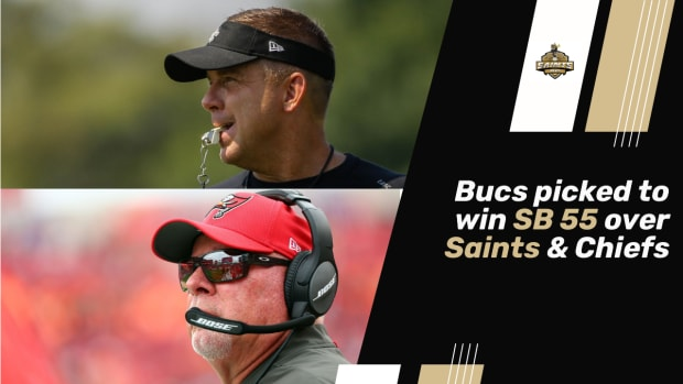 Bucs picked to win SB 55 over Saints & Chiefs