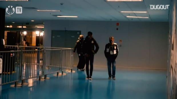 Behind the scenes of Corinthians draw vs Grêmio