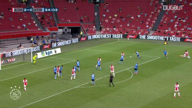 Tagliafico's first pre-season goal for Ajax