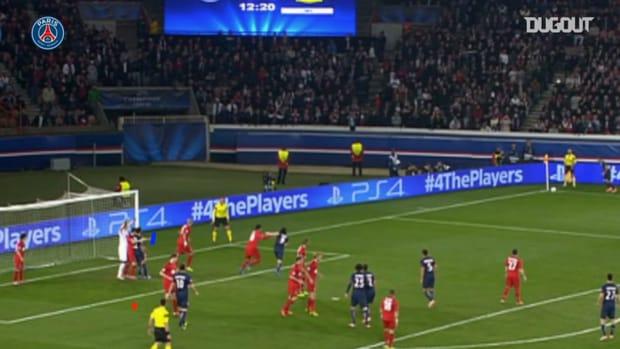 PSG best five goals scored against German clubs