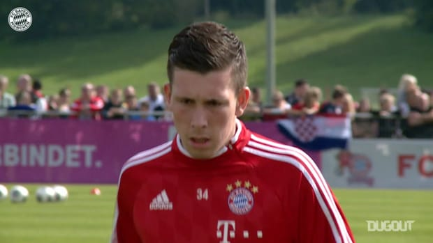 Pierre-Emile Höjbjerg's early career at FC Bayern