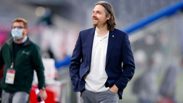 Lutz Pfannenstiel is St. Louis City SC's first sporting director