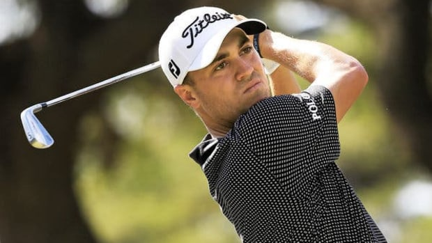Image result for justin thomas