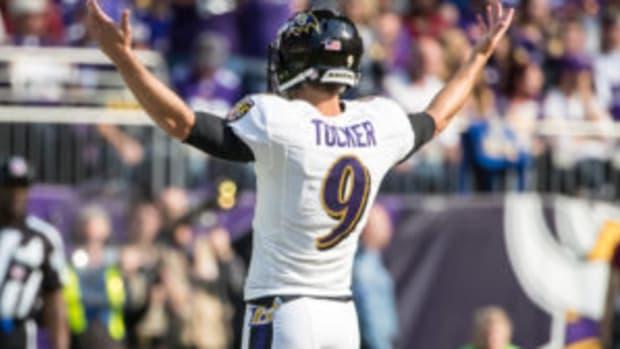 Justin Tucker